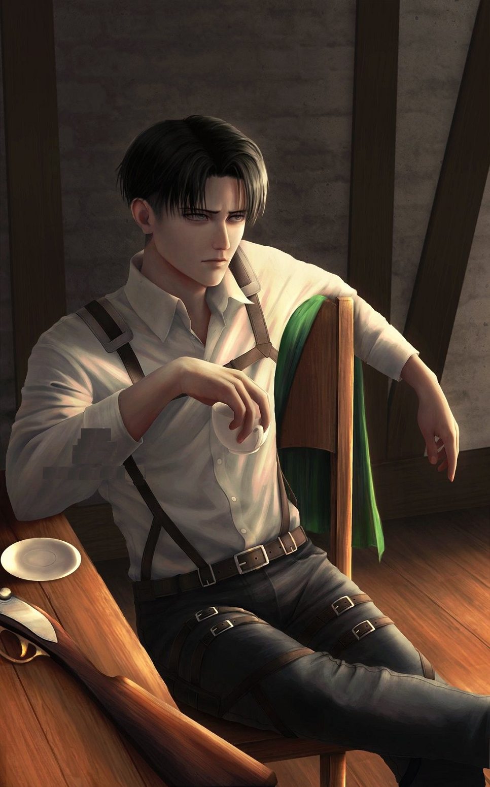 Know About Levi Ackerman